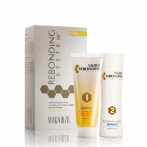 Makarizo Rebonding System Tube Set for Curly Hair