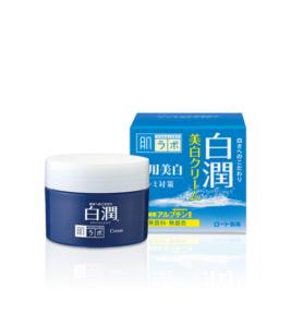 Rohto Hada Labo Shirojyun Ultimate Whitening Cream