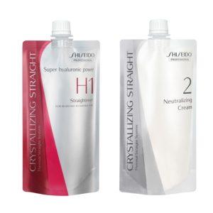 Shiseido Crystallizing Straight H Straightener