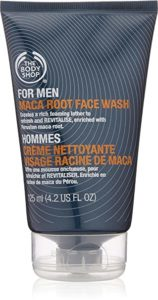 The Body Shop For Men Maca Root Face Wash