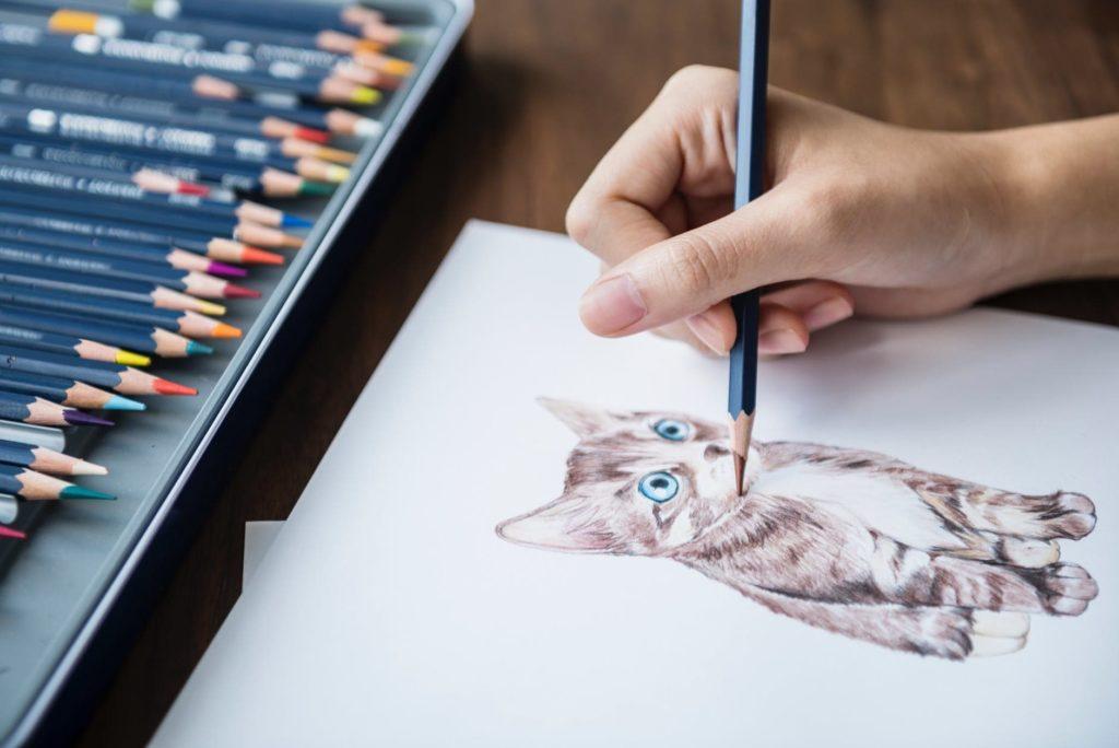 Pensil Warna Terbaik