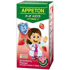 Appeton A-Z kid'z Vitamin C