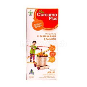 SOHO Curcuma Plus Fruit & Veggie