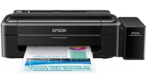 Epson L310 Printer Inkjet Multifungsi