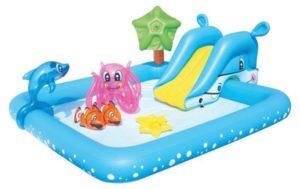 Kolam Renang Anak Bestway Fantastic Aquarium Play Pool 58461
