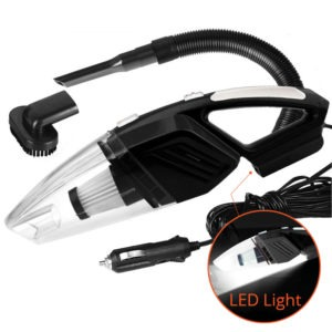 Car Vacuum Cleaner with LED Light C37457