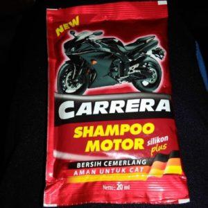 Carrera Shampoo Motor