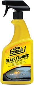 Formula 1 Glass Cleaner with Rain Repellant