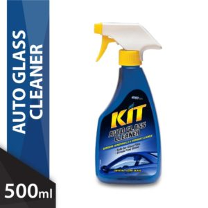 Kit Clear Auto Glass Cleaner Pump